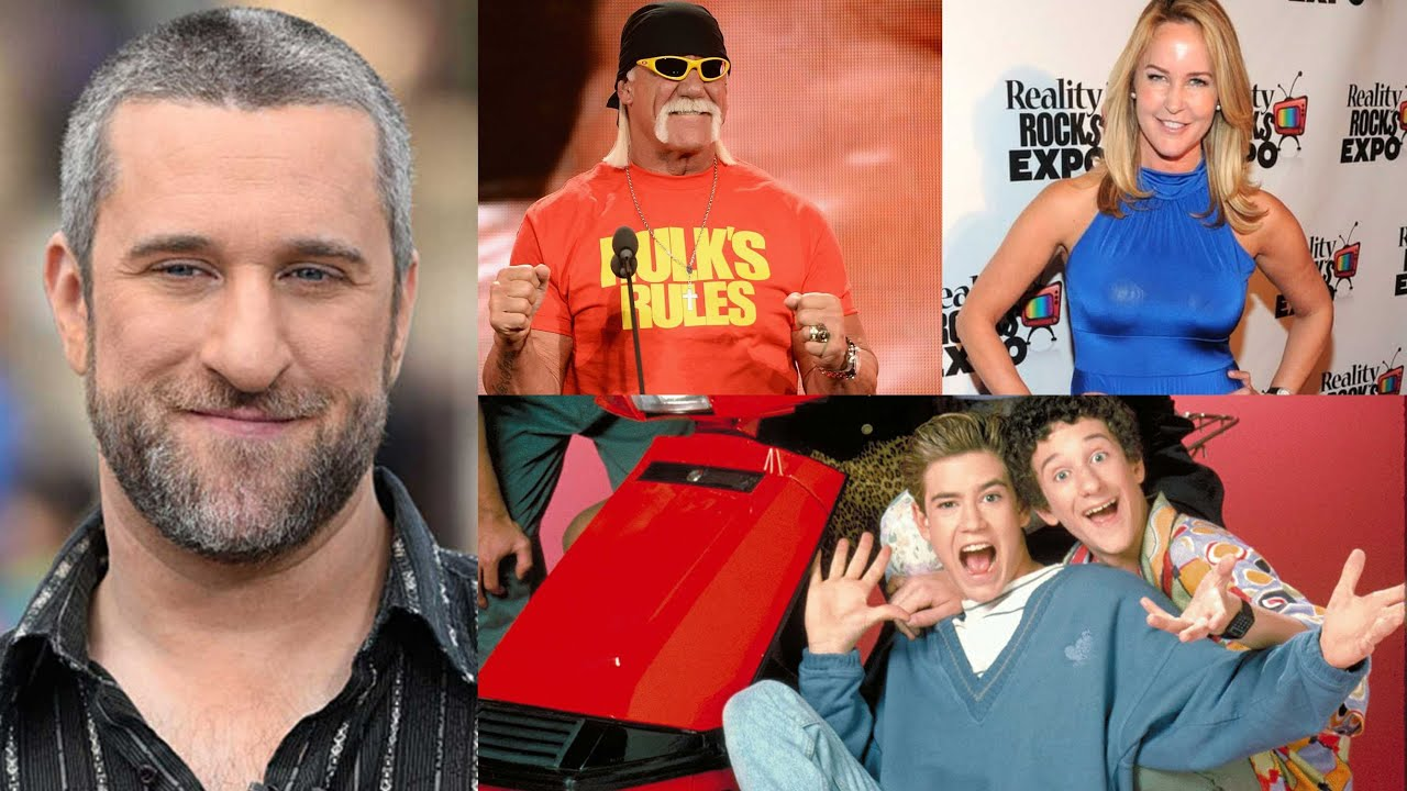 Zack Morris, Hulk Hogan react/ comment on Dustin Diamond's death (Screech, Saved By The Bell)