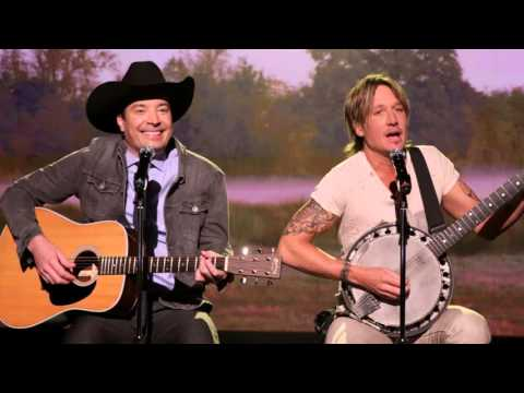 See Keith Urban Say 'FML' With Jimmy Fallon