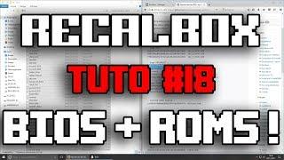 RECALBOX TUTO #18 - BIOS & ROMS !