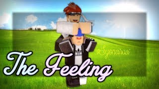 Justin Bieber - The Feeling ft. Halsey ROBLOX MUSIC VIDEO ♡