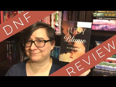 DNF: Forever... by Judy Blume | Book Review