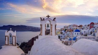 SANTORINI GREECE - LANDSCAPE TRAVEL PHOTOGRAPHY VLOG