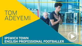 Tom Adeyemi - English footballer who plays for Ipswich Town