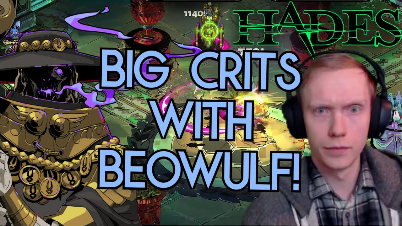 EASY wins while barely blocking! Special only on Beowulf Shield with Charged Flight! | Hades