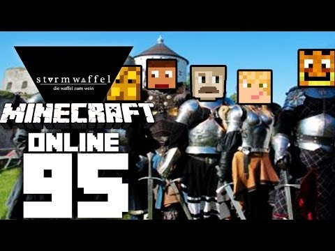 Let's Play Minecraft Online #095 - Hardcore Games - Beste Runde EVA