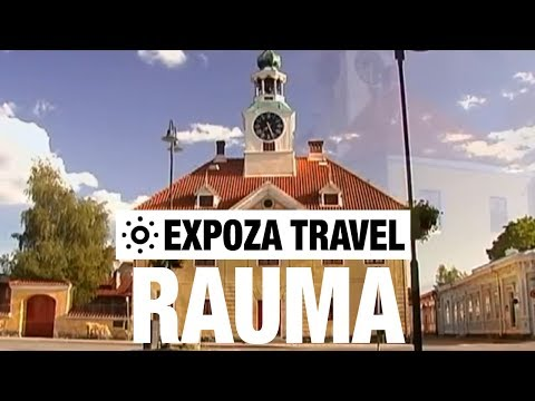 Rauma (Finland) Vacation Travel Video Guide