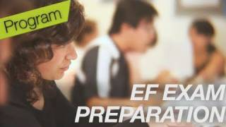 EF Exam Preparation Courses (adults, 16+)