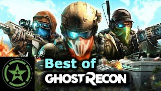 The Very Best of Ghost Recon | AH | Achievement Hunter