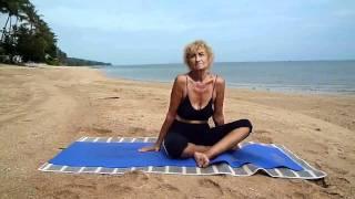 Урок йоги для начинающих. Часть 3