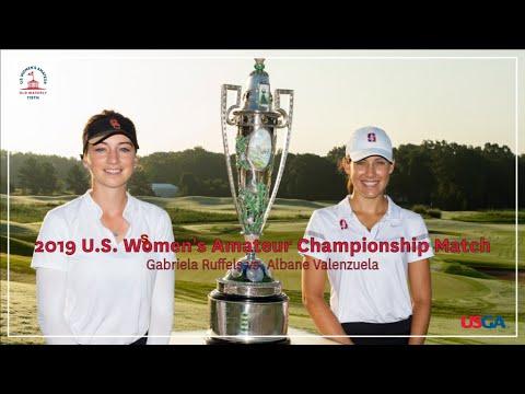 2019 U.S. Women's Amateur: Championship Match
