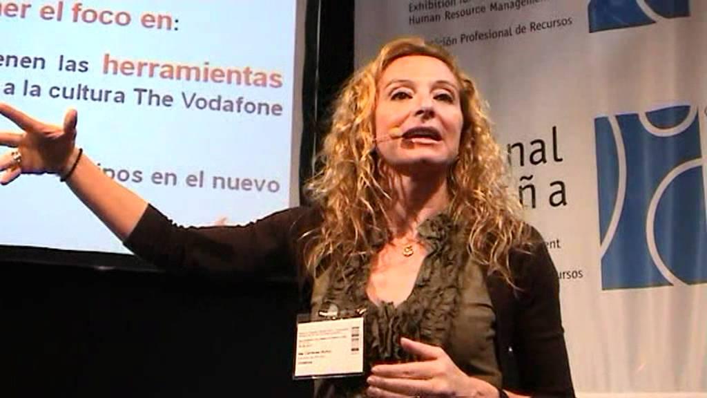 Personal España Madrid 2011. Mar Cárdenas - Vodafone - YouTube