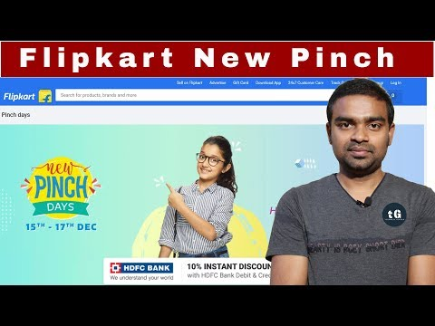 Flipkart new Pinch Offer, RBI Lottery, Vodafone Unlimited 173, India 109 Rank, Tech Prime #91