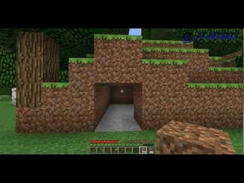 Minecraft İlk Evimiz ve Basit Eşyalar | Minecraft Özel 2.Bölüm | [PcDüşünce Farkıyla]