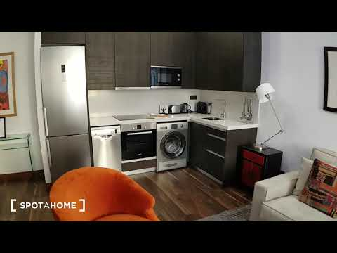 Charming 2-bedroom apartment for rent in centre of Madrid - Spotahome (ref 155883)