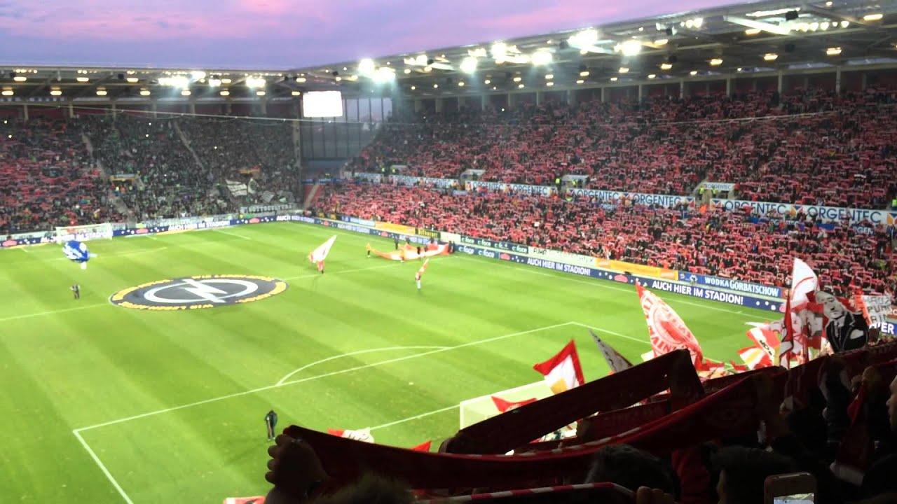 Mainz Vs Gladbach
