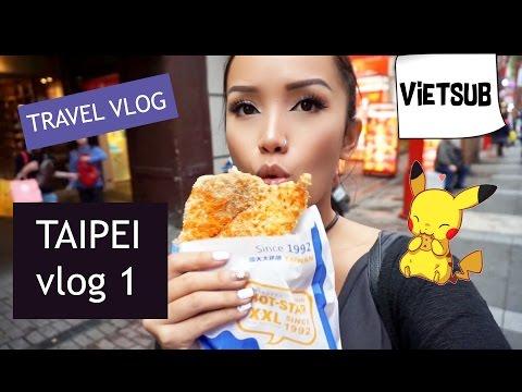 ♡FOLLOW ME♡: TAIPEI VLOG 1 I JustDUY