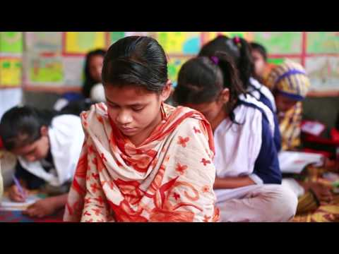 EU Aid Educational  projects in Bangladesh