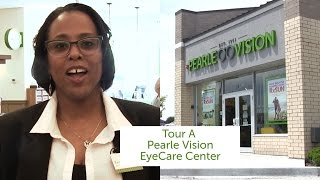 Tour a Pearle Vision EyeCare Center