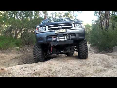Toyota Ifs Hilux With 4 Quot Stage 7 Lift Kit Sheik S 1998