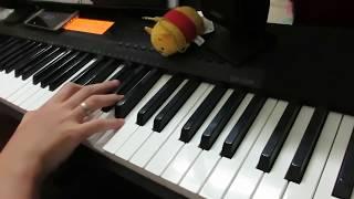 Eric周興哲 怎么了 Piano Solo【鋼琴版】