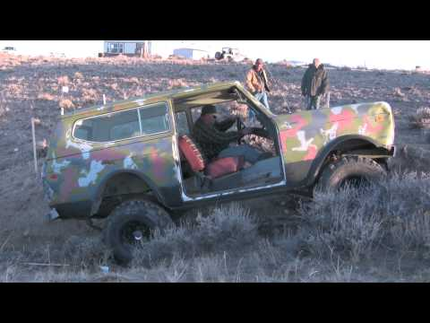 Hummer vs IH Scout OffRoad