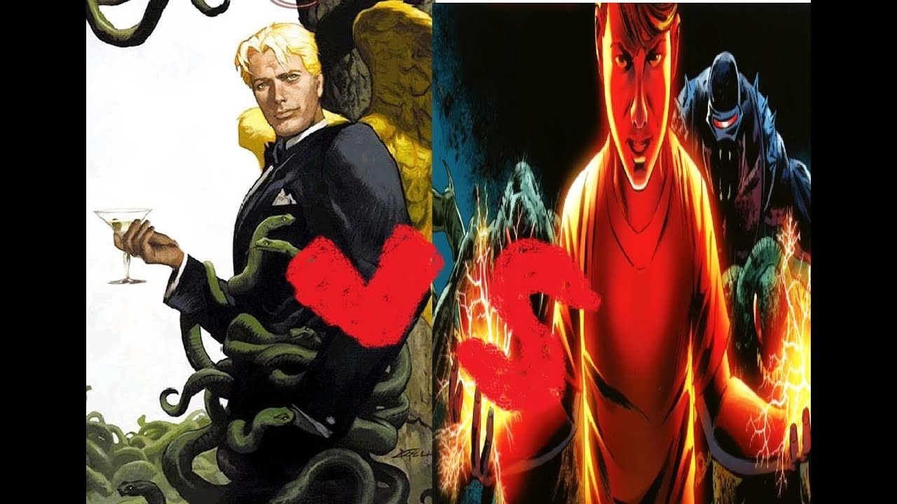 lucifer morningstar dc vs franklin richards marvel who would