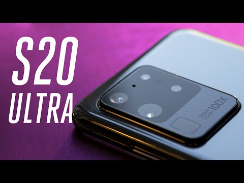 Samsung Galaxy S20 Ultra review: shutter bug