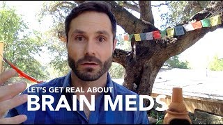 Let's Get Real About Brain Meds + My 5-Part Wellness System