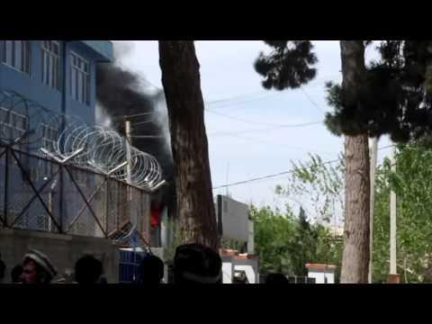 Afghanistan: Mazar-e Sharif attack