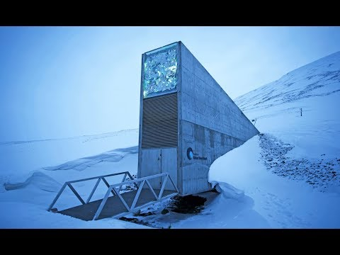 Take a Tour of the Doomsday Seed Vault