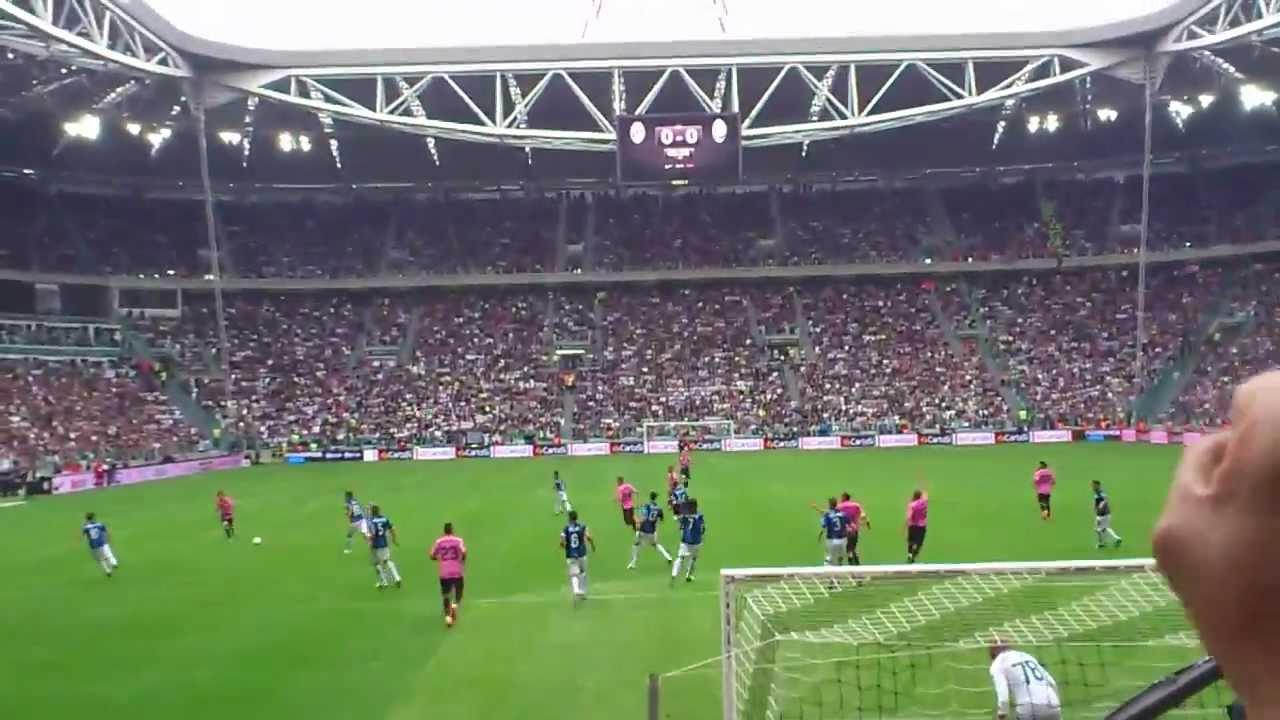 Coro Ultras Juventus Gol La Juve Gol Fino Al Novantesimo
