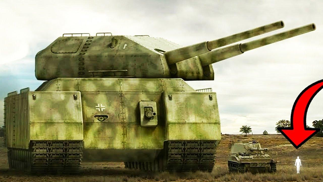Download Los 12 Tanques mas MONSTRUOSOS de la Historia