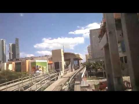 Metromover Inner Loop to College Bayside Station 3-4-17