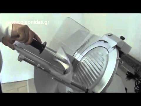 Ζαμπονομηχανή Fimar  Gravity slicers