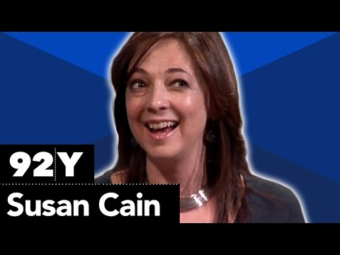 Susan Cain in Conversation with Amy Cuddy