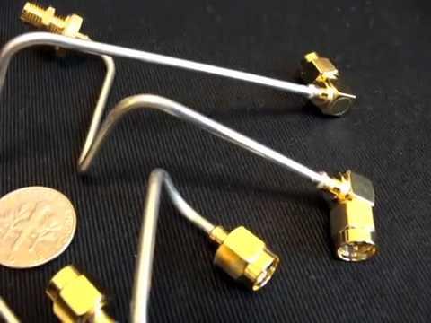 Rf Microwave Semi Rigid Cable