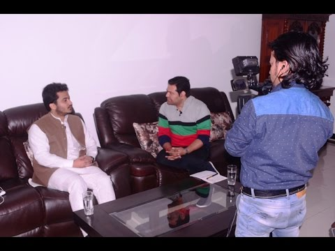 Mohammad Abdullah Azam Khan In Moments With Rudra