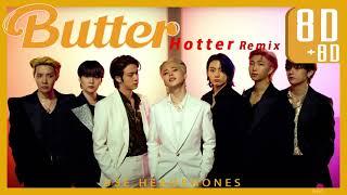 BTS (방탄소년단) - Butter (Hotter r…