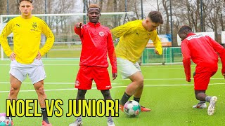 u17 BVB Talent VS Fortuna Düsseldorf Talent Junior l Wer ist besser?