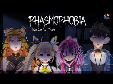 【Phasmophobia】Who will Survive and get the Greens?【NIJISANJI ID】