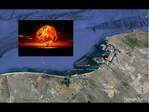 Huntington Beach Explosion. A Shadow Of What Is To Come!
