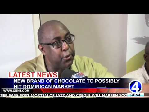 NEW BRAND OF CHOCOLATE TO POSSIBLY HIT DOMINICAN MARKET