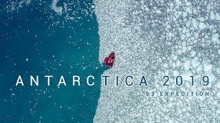 Gambar cover Antarctica 2019