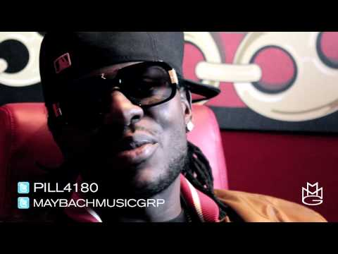 PILL - NEWEST MEMBER OF MAYBACH MUSIC GROUP