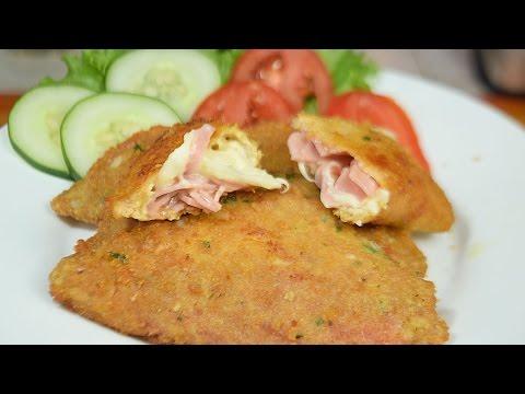 Empanadas de pollo Rellenas sin Masa | Cocinando con angel