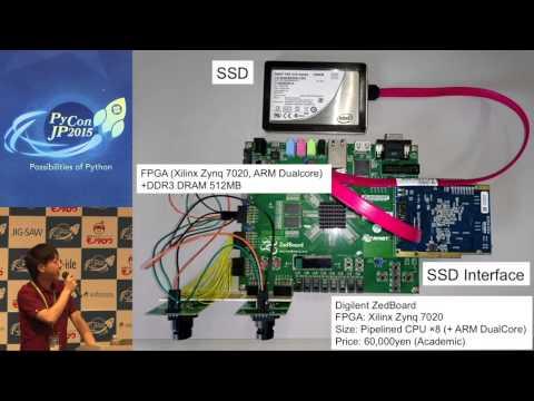 PyVideo org · MH08 PythonとPyCoRAMでお手軽にFPGAシステムを