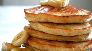 Repeat youtube video How To Make 2 Ingredient Banana Pancakes!