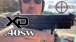SPRINGFIELD ARMORY XD 40SW - SH007ER Reviews