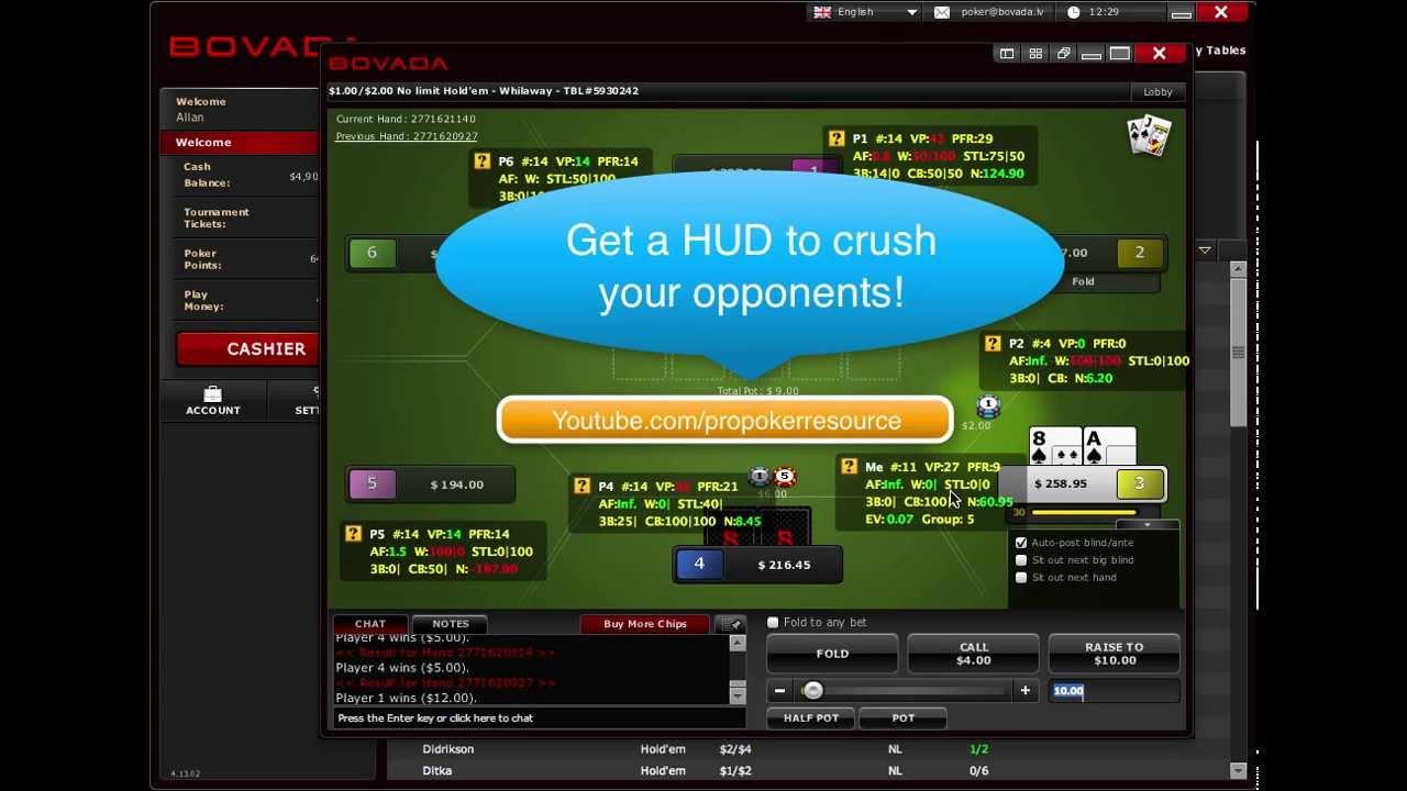 Bovada Gambling Reviews