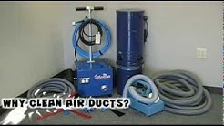 SpinVax 1000XT Air Duct & Dryer Vent Cleaning Equipment Package